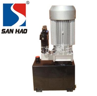 木gong机械专yong液压泵站