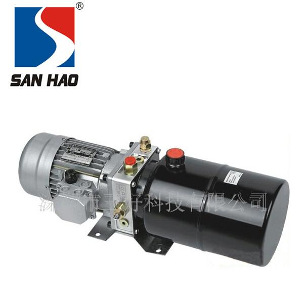 小型液压泵站