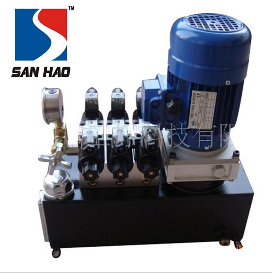 dingzhi液压系统